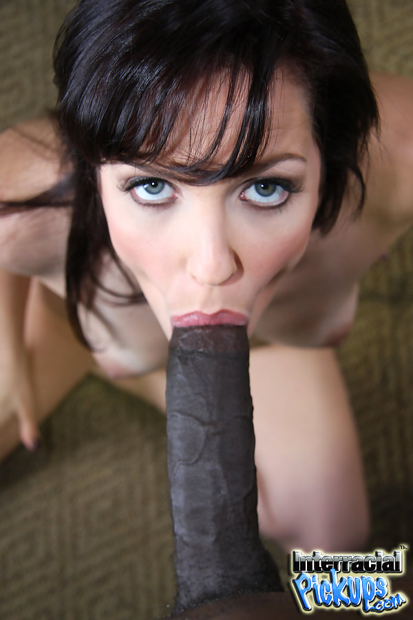 Dark haired horny slut