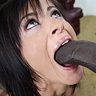 hung black picking up and ramming a hot french brunette from interracial pickups